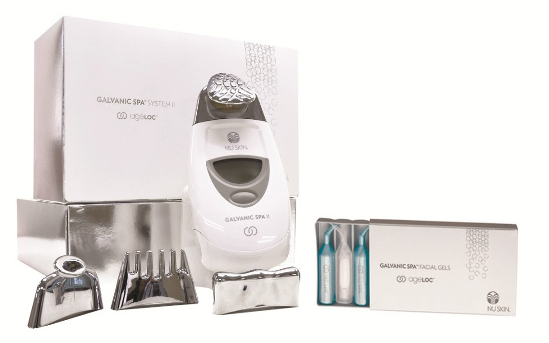 Anti-ageing skincare system