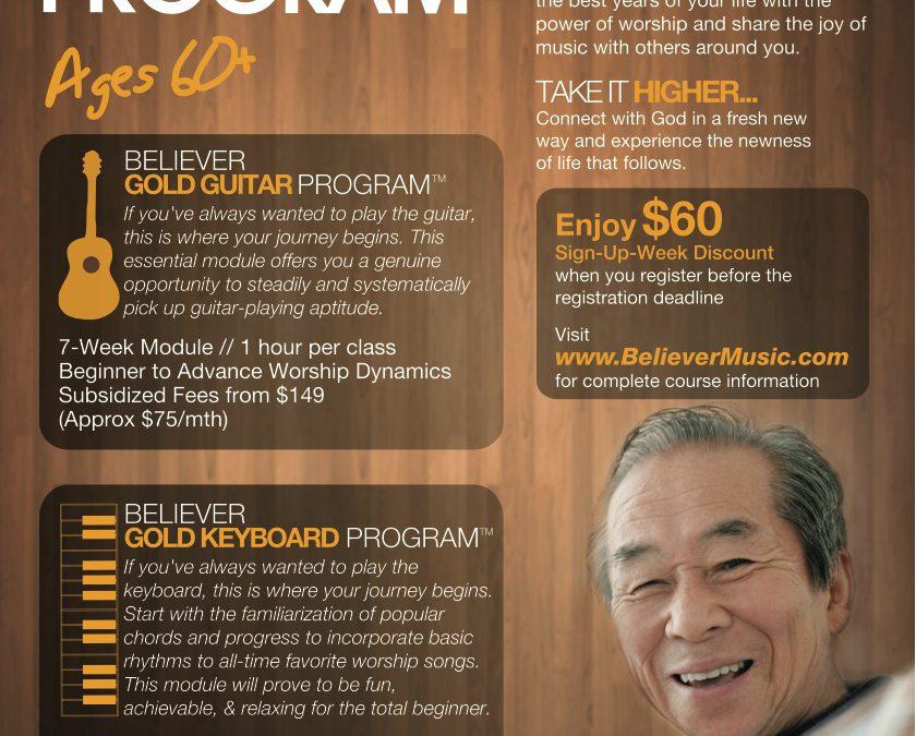 Believer Gold Program