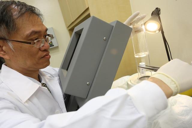 Breakthrough prostate cancer treatment