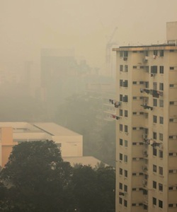 Protect yourself against the haze