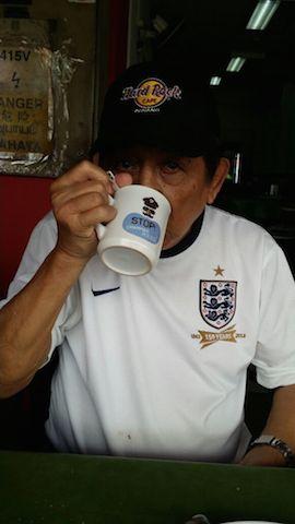 Forward a cup