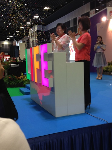 Learning a big focus at 50plus EXPO