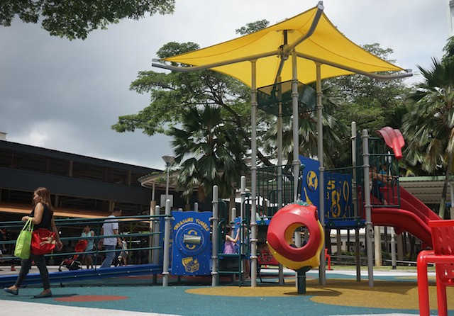 A playground for all ages