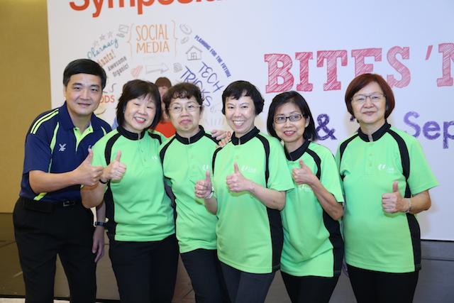 Seniors run annual symposium