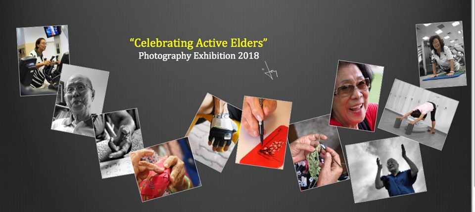 Celebrating active seniors