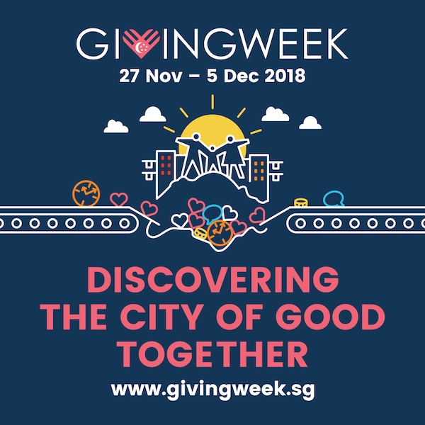A week of giving