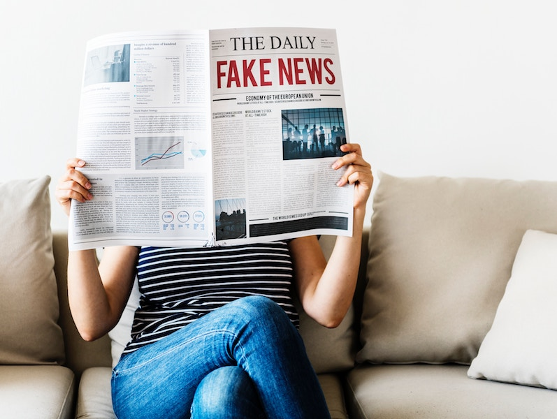 Know what is fake news