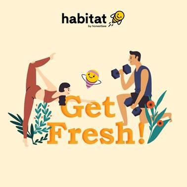 Get fresh!