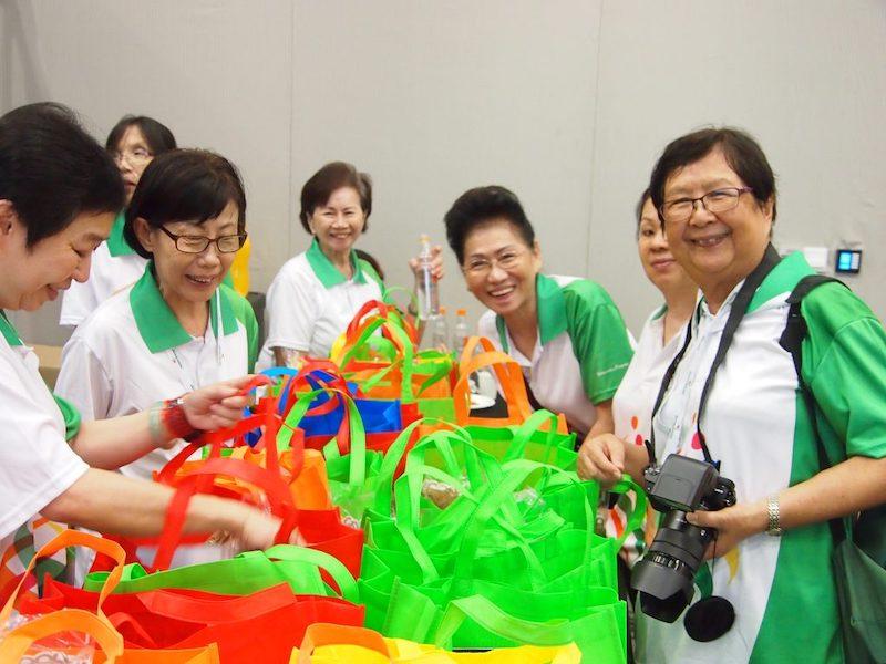 National Senior Volunteer Month is back