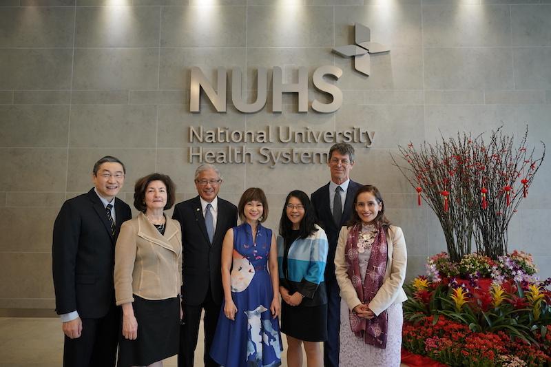Singapore hosts International Commission on Healthy Longevity