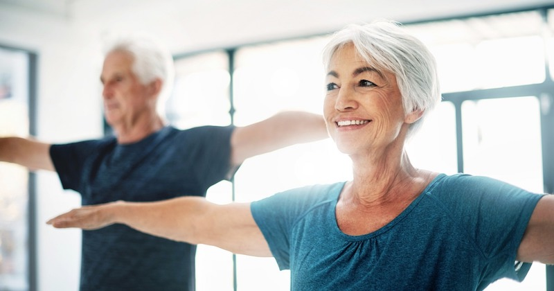Staying active in your home