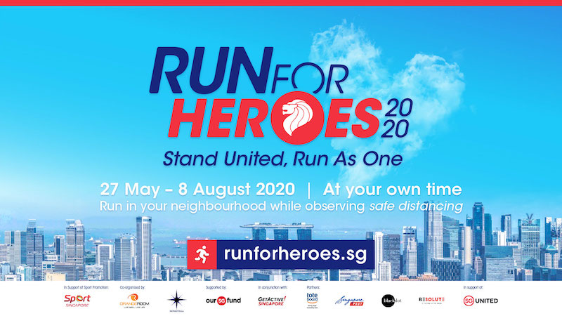 Run for our heroes