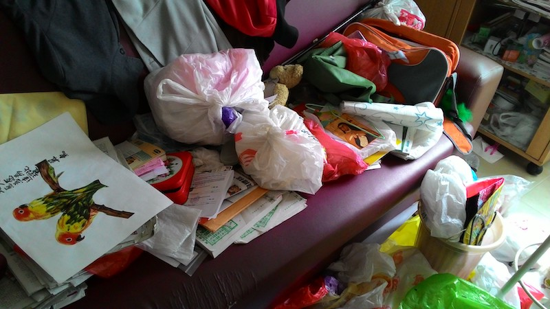 Hoarding – a pile of problems