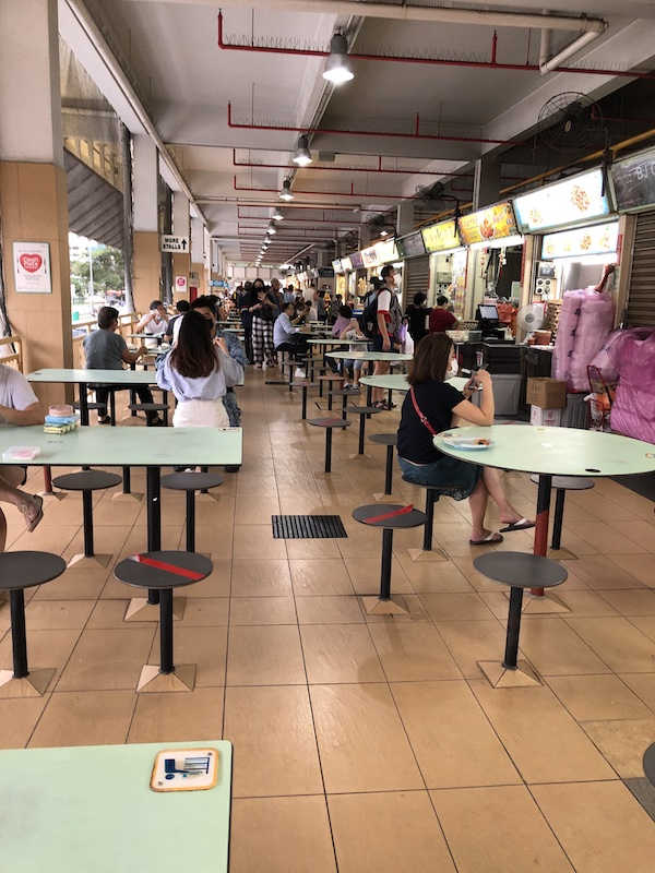 Succession plan for veteran hawkers