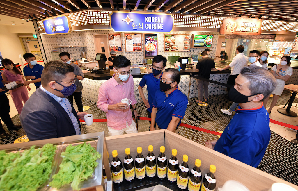 New Union Member deals with NTUC's 60th anniversary